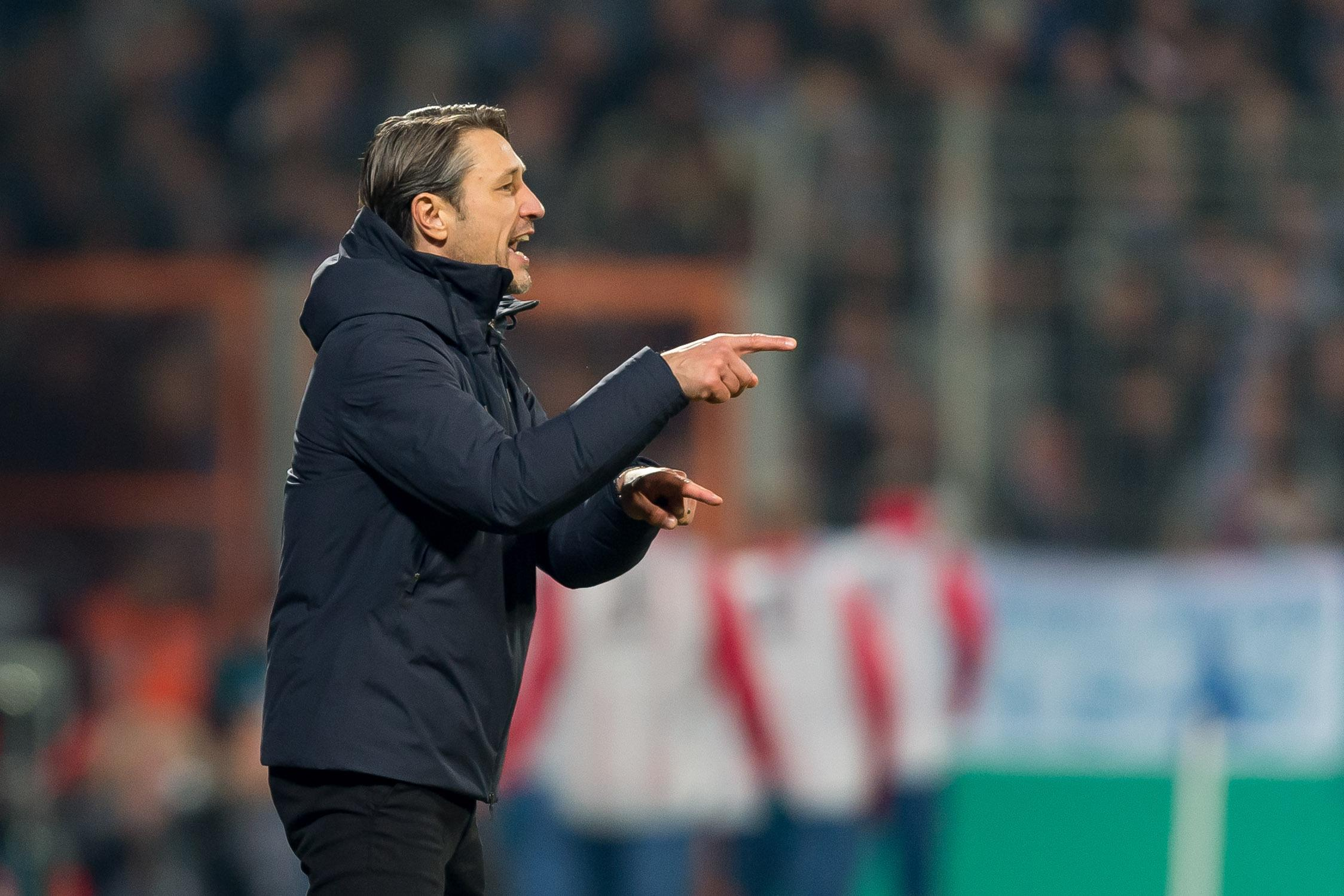 Niko Kovac Fired by Bayern Munich After 5-1 Loss to ...