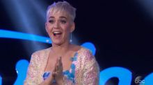 Katy Perry has a new 'American Idol' crush and can hardly contain herself