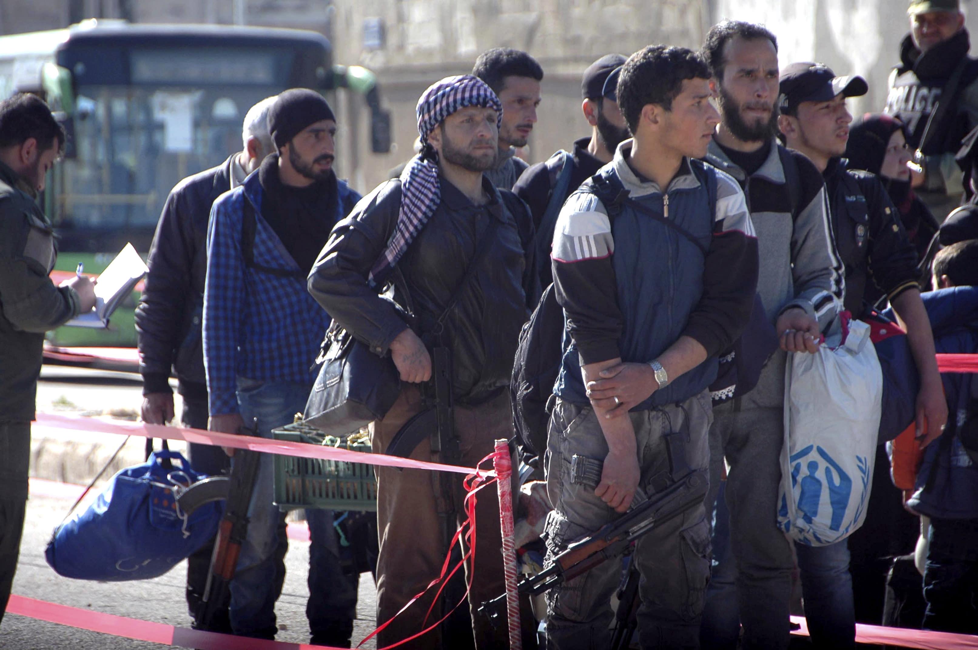 Airstrike kills 8 family members in northern Syria