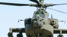 Lockheed Martin wins $40M add-on to Apache helicopter contract