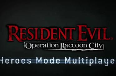 Heroes Mode revealed for Resident Evil: Operation Raccoon City