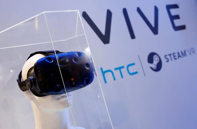 HTC has a new CEO