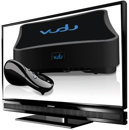 Mitsubishi TVs to come with free Vudu boxes as of July 16th