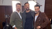 Ranveer Singh Makes a Surprise Visit On Anil Kapoor's Interview
