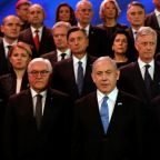 World leaders at Jerusalem conference condemn rising anti-Semitism