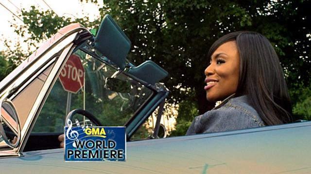 Mandisa's 'Overcomer' Music Video World Premiere