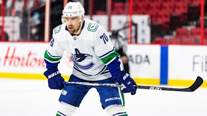 Report: Canucks lock up Pearson with 3-year deal