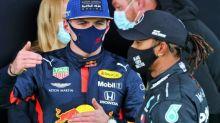 F1 - 91e victoire de Lewis Hamilton: l'hommage de Max Verstappen et Daniel Ricciardo