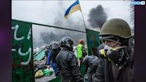Ukraine Accuses Russia Of Letting Rebels Bring In Tanks