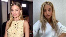 Robyn Nagioff, la modelo que parece un 'clon' de Margot Robbie