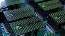 NVIDIA Rises 3%