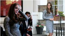 13 looks premamá que querrás copiarle a Kate Middleton