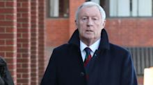 Chris Tarrant fined and banned for drink-driving