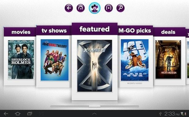 M-GO video on-demand movie service launches, streams to PCs, Samsung and Vizio players