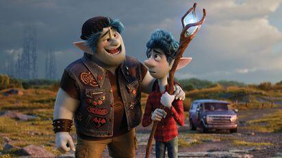 Pixar's 'Onward' wasn't always set in a fantasy world