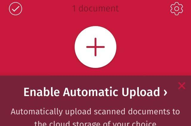 Scanbot for iOS gets an update and improves your scans