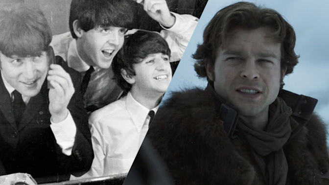 Ron Howard reveals Han Solo is all of The Beatles combined (exclusive)