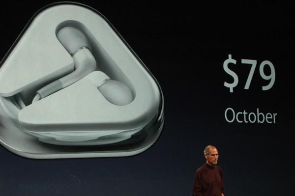 Apple's in-ear headphones finally, really available now