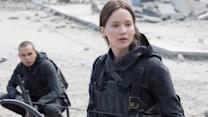 Jennifer Lawrence Unveils Hunger Games Mockingjay - Part 2 FIRST LOOK