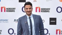 Peter Andre in no rush to get his abs back: 'I'll sacrifice my six-pack for choccies any day'