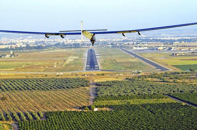 Inhabitat's Week in Green: Solar Impulse's record flight and more!
