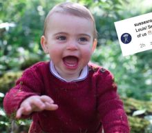 These new photos of Prince Louis will make you swoon at his cuteness