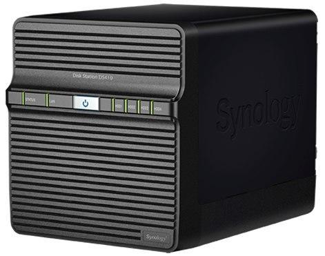 Synology DS410 NAS will back up your files, won't incite a passionate response