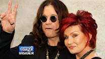 Sharon Osbourne Speaks Out About Divorce Rumors on 'The Talk'