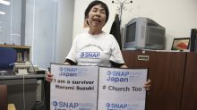 Japan Catholic Church sued for damages in alleged sex abuse