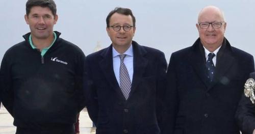 Golf - FFG - Jean-Lou Charon réélu à la présidence de la Fédération française de golf