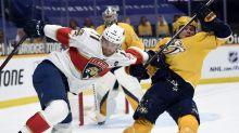 Ekblad's four points leads Panthers over Predators 5-4