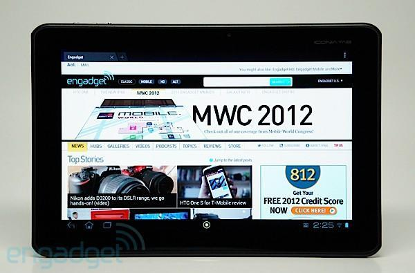 Acer Iconia Tab A510 review