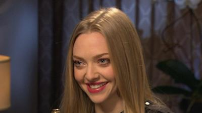 Amanda Seyfried 'Overwhelmed' Watching 'Les Miserables'