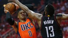 Russell Westbrook says his best friend is an actual basketball, and it shows in his work