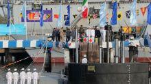 Irã incorpora novo submarino, capaz de lançar mísseis de cruzeiro