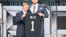 Kolton Miller now carrying torch for Jon Gruden's first draft back with Raiders