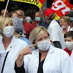 Health Care Workers In France Are Getting A Raise