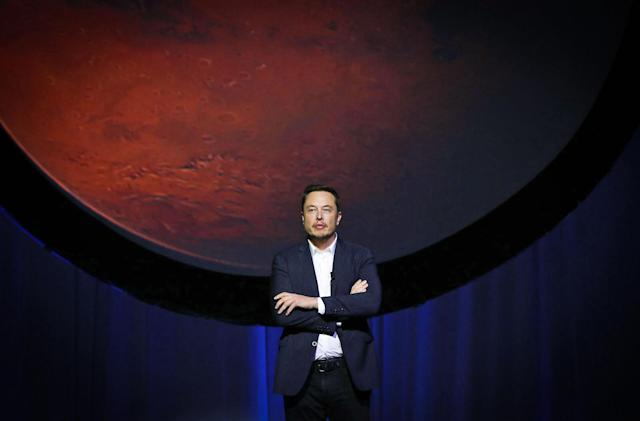 How Elon Musk plays on our science fiction dreams