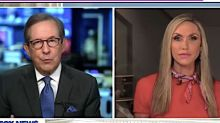 Chris Wallace Challenges Lara Trump On Possible White House 'Super-Spreader' Night
