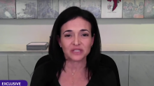 Sheryl Sandberg on how Facebook is helping small and medium businesses