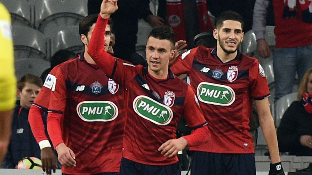 VIDEO: De Preville scores a fine solo goal for Lille