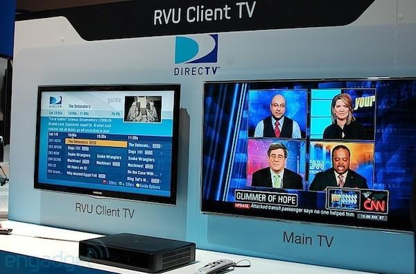 DirecTV's new five tuner HR34 Home Media Center DVR ready to launch December 8th?