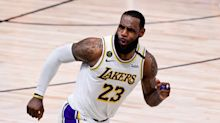 LeBron James named NBA Finals MVP after leading Lakers to their 17th championship