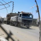 Israel reopens goods crossing to Gaza amid renewed hope for truce talks