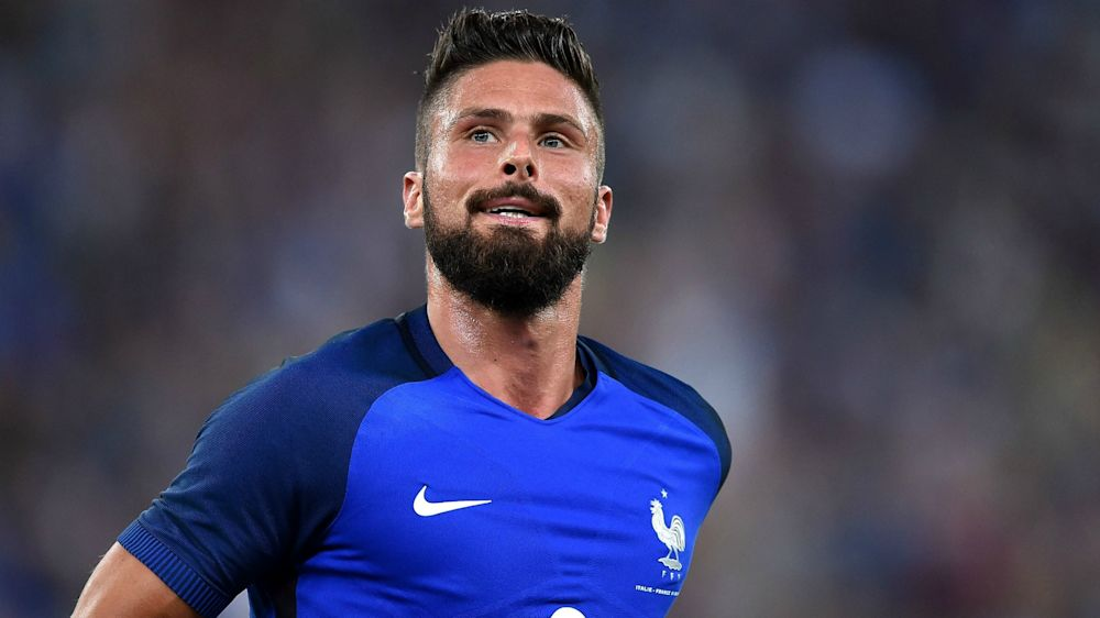 Luxembourg-France, Giroud est bien dans le onze
