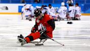 Canada falls to USA in OT at Paralympics