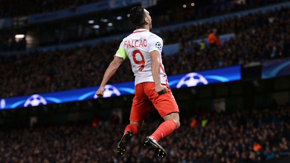Falcao es mejor que Messi y Cristiano en competencias europeas