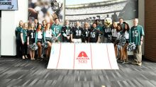 Axalta and the Philadelphia Eagles Celebrate 5 Years of Recognizing Exceptional Science, Technology, Engineering, and Math (STEM) Teachers in the Greater Philadelphia Area