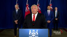 Coronavirus: Premier Ford lays out government spending on back-to-school safety measures