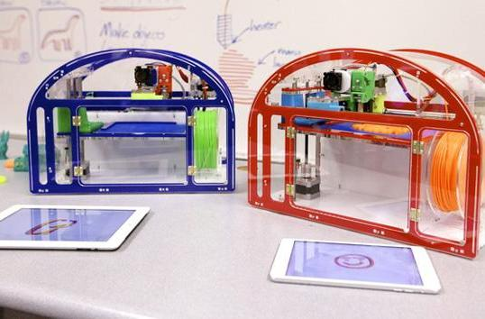 Printeer is the 3D printer your kids can use